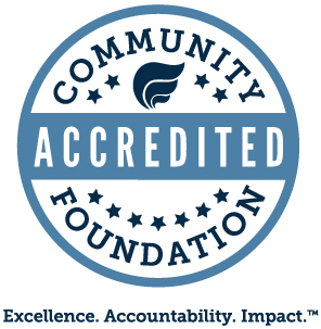 Accredited Community Foundation Seal